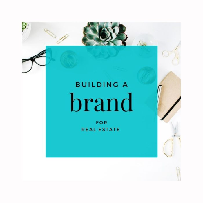real estate branding logo design